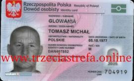 Dokumenty, Paszporty, Dowody Osobiste, P