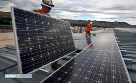 Monter paneli slonecznych