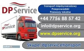 Międzynarodowe Przeprowadzki i Transport