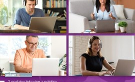 Grupowe kursy NL i EN online