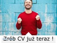 Potrzebujesz CV?