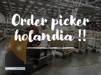 Order picker - praca w Holandii